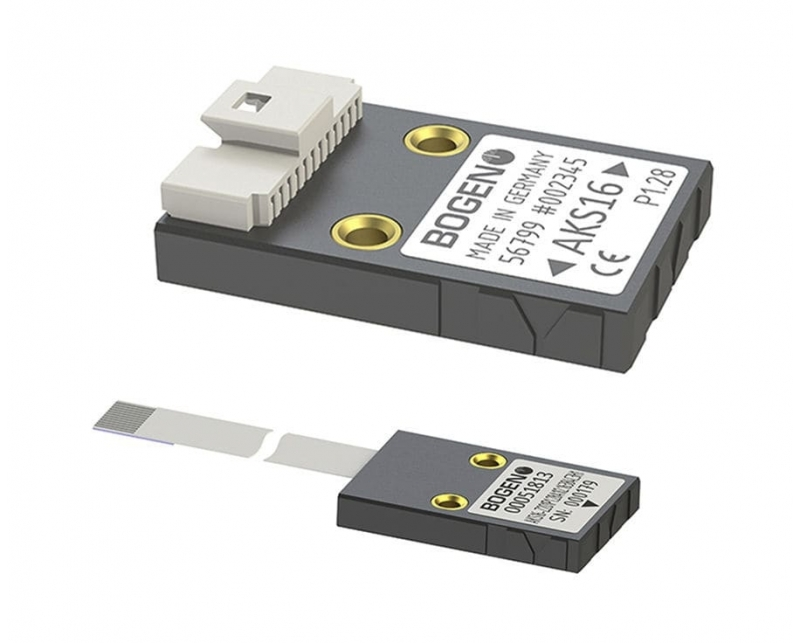 Bogen presents an innovative miniature magnetic encoder