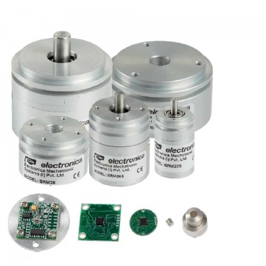 Rotary On-Axis Magnetic Encoders