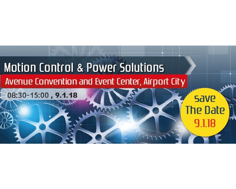 Motion Control & Power Solutions 2018